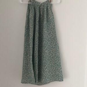 100% cotton mini dress